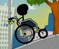 גיבור בכסא גלגלים