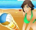 כדורים בחוף
