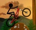מקלון על אופניים