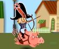 נופליאון על חזיר