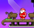 סופר סנטה בשחקים