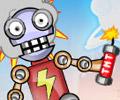 רובוטים מתפוצצים