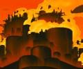 דירק ולנטיין במבצר הקיטור