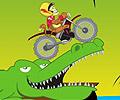 אופנוע בג'ונגל