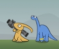 DinosaursandMeteors