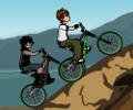 בן 10 ואופניי ה-BMX