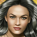 Celebrity Megan Fox Makeover v2