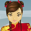 Chinese Fashion Dressup