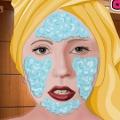 טיפול פנים לליידי גאגא