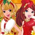 Christmas Friends
