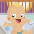 עצבו חדר לתינוק או לתינוקת החמודים