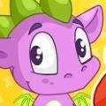 קיבלתן דרקון קטן וחמוד במתנה, עכשיו עליכן לשמור עליו ולדאוג לו לכל מה שהוא צריך