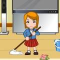 לנקות את החדר